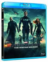 CAPTAIN AMERICA - The Winter Soldier (BLU-RAY) con Chris Evans, S.L. Jackson