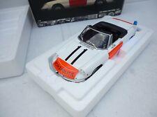 1:18 MINICHAMPS Alfa Romeo Spider 2000 (1970) POLICE BRAND NEW IN BOX RARE!!!!