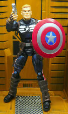 "MARVEL LEGENDS TERAXX SERIES STEVE ROGERS LOOSE 6"" FIGURE HARD TO FIND RARE"