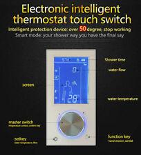Digitalanzeige Thermostat Unterputz Mischer Ventil Duscharmatur Brausearmatur