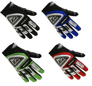 Bike It GP-Pro Neoflex-2 Motorcycle Motocross Quad ATV Racing Gloves New
