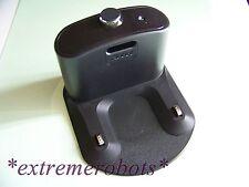 iRobot Roomba COMPACT BLACK Charging Dock Home Base 500 600 700 Series