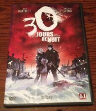 """- DVD -  30 JOURS DE NUIT """"Une trouille polaire""""JOSH HARTNETT..MELISSA GEORGE"""