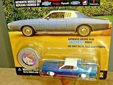 Johnny white Lightning 73 1973 Dodge Charger Muscle Car USA Mopar chase