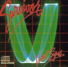 Survivor - Vital Signs [New CD]