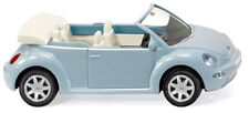 Wiking 003204 VW New Beetle Cabrio aquariusblue neu 1:87
