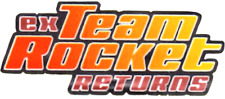 Pokemon TCG EX Team Rocket Returns - Reverse Holo Uncommon Cards