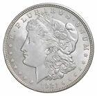 (1) Brilliant AU/Uncirculated $1 1921 Morgan US Silver Dollar 90% BU Bulk Lot