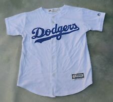 Majestic MLB Los Angeles Dodgers Yasiel Puig #66 Jersey Size Youth M (10-12).