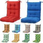 Indoor Outdoor Dining Garden Soft Chair Seat Pads Cushions High Rebound Foam