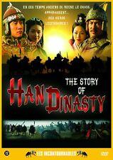 L'HISTOIRE DE LA DYNASTIE HAN [DVD] - NEUF