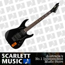 ESP LTD KH-202 Caution Kirk Hammet Signature Electric Guitar Black *NEW*