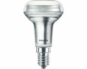 Philips R50 4.3w = 60w E14 Small Screw Cap LED Corepro Dimmable Reflector Lamp