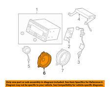 SUBARU OEM 09-13 Forester Stereo Audio Radio-Front Door Speaker Left 86301FG012