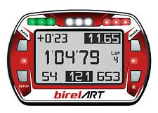 Birel Art Style Gel Autocollant Pour Alfano PRO III EVO lap timer-Karting