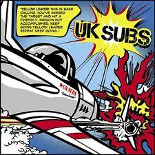 UK SUBS - YELLOW LEADER  CD NEUF