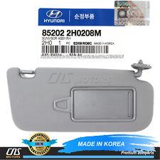 GENUINE Sun Visor Passenger RH for 07-10 Hyundai Elantra OEM 852022H0208M⭐⭐⭐⭐⭐