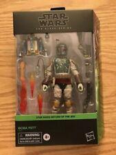 Star Wars Black Series Return of the Jedi Deluxe Boba Fett #06