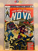 Nova #10 (9.0) VF/NM 1977 Bronze Age Key Issue By Marv Wolfman
