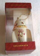 Lenox 2000 Commemorative Rocket Box Ornament Nib Msrp $40.00