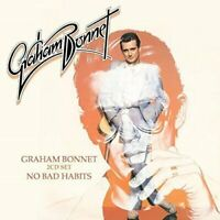 Graham Bonnet - Graham Bonnet / No Bad Habits [CD]