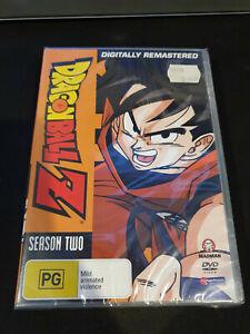 Dragon Ball Z : Season 2 (DVD, 2007, 6-Disc Set) Brand New