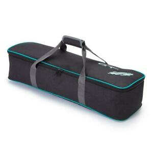 Leeda Concept GT Long Roller Kit Holdall Fishing Tackle Bag Black #H1115