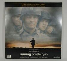 Saving Private Ryan Tom Hanks Wwii Movie 2Ld Laserdisc