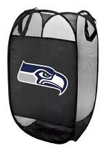 NFL Seattle Seahawks Laundry Hamper Mesh Basket