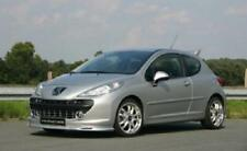 FRONT SPOILER MOSCHETTIERE TUNING PEUGEOT 207