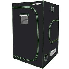 "VIVOSUN Mylar Hydroponic Grow Tent with Observation Window - 48""x48""x80"""