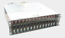 HP EVA Disk Shelf 262113-B21 + 14x 300 GB 10k 364622-B22