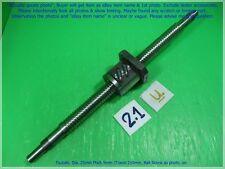 Tsubaki, Dia 25mm Ptich 5mm /Travel 210mm, Ball Screw as photo, sn:M322, dφm rus