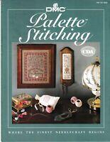 Palette Stitching Samplers Cross Stitch | DMC #9020