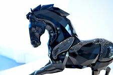 Swarovski The Black Stallion Large Horse Numbered Limited Edition 5004734 BNIB