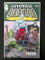 SAVAGE DRAGON (2ND SERIES) #135 IMAGE COMICS 2008 VF+