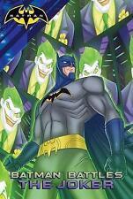 Batman Battles the Joker (Batman Unlimited), Very Good Condition Book, , ISBN 97