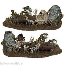 Halloween Horror Graveyard Ghosts Scene Setter Add-on Prop - BURIED BRIDE
