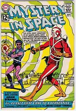 Mystery In Space #75 F-VF 7.0 Adam Strange Justice League 1962!
