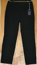 Womens NYDJ Size 2 Ankle Chino Black Wash Color Denim Jeans Lift Tuck Technology