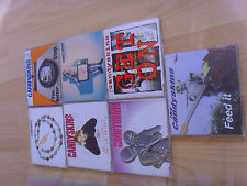 7 CD Singles indie Candyskins Land of love, Wembley, Hang myself on you, Feed it