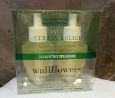 Bath & Body Works Eucalyptus Spearmint Stress Relief Wallflowers