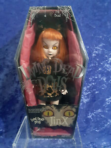 Mezco Living Dead Dolls Series 6 Jinx Sealed in box