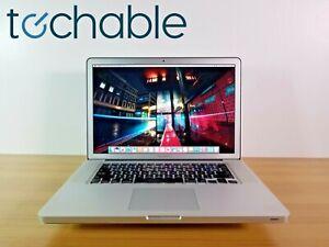 "Apple Macbook Pro 15.4"" Quad-Core i7 2.7 - 3.7Ghz 16GB RAM 1TB SSD Anti Glare"