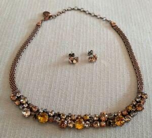 Konplott Ballroom Halskette + Ohrringe