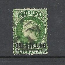 Used Victorian (1840-1901) Single St Helenian Stamps