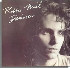 """Robbie Nevil - Dominoes - 1986 Promo 7"""" 45 RPM Single!"""
