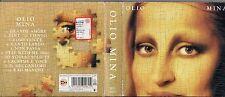 MINA Olio CD + Puzzle Digipack ITALY prima edizione LTD