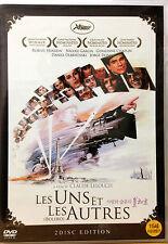 Les Uns Et Les Autres, Bolero, 1981 (2disc) DVD NEW