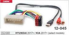 CARAV 12-045 Conector ISO OEM Adaptador Radio HYUNDAI 2017+, KIA 2017+